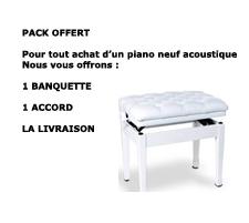 Pack offert