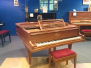 Rénovation piano 1/4 queue Pleyel